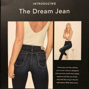 Medium Wash AE Dream Jean